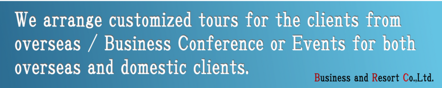 WE ARRANGE CUSTOMIZED TOURS /BUSINESS SEMINARS /EVENTS AND WE WILL BE THERE FOR YOU TO SOLVE ANY ISSUES INVOLVED.